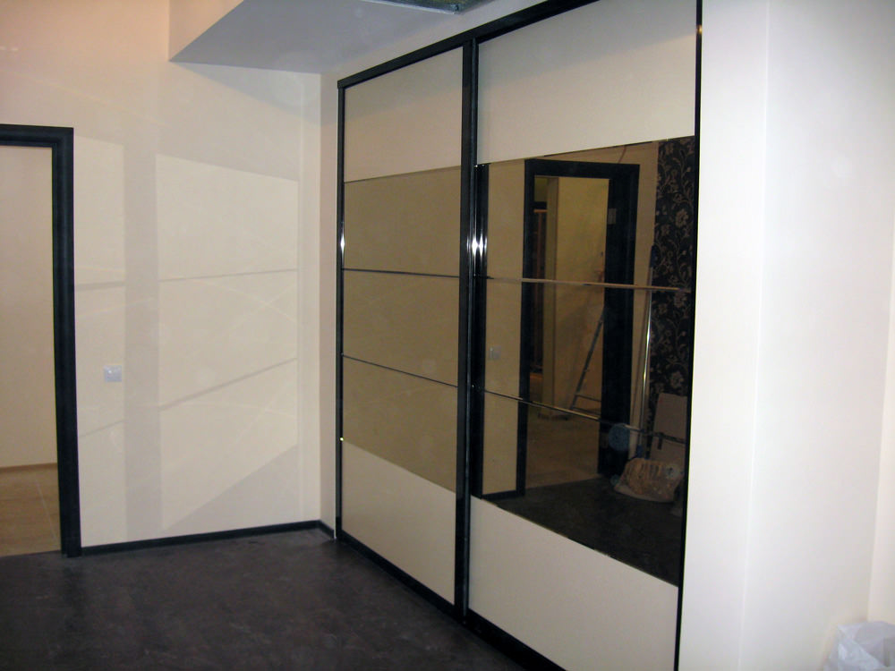 Шкафы купе фото 2 двери
