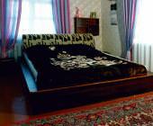 подиумная кровать и латэксный матрас