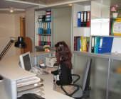 рабочие место в офисе