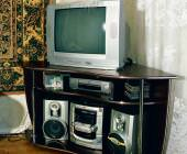 угловая тумбочка под TV